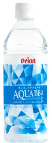 """Orion"" aqua beat water 500ml / 2L"
